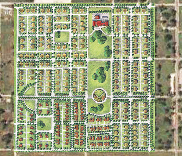 Fort Riley Community Housing Master Plan Two